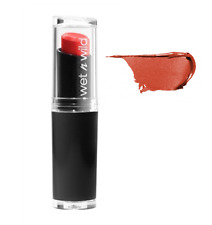 Wet N Wild Megalast Matte Lip Colour 912c in The Flesh. Is