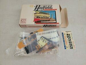 Hadfield's Model Trams 4mm/HO Easy Fit Kit - Blackpool Standard Open Balcony.
