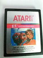 Atari 2600 ET The Extra Terrestrial Game