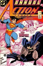 Action Comics Annual #1 (1987, DC) VF