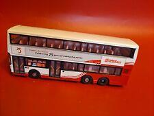 Corgi 43219 Singapore Volvo Olympian 3 Axle Double Decker Bus Ltd Edition