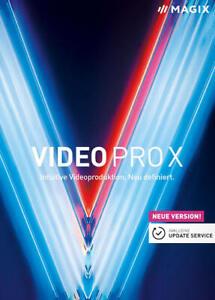 Magix Video Pro X11 Digital Software for Windows (READ DESCRIPTION)