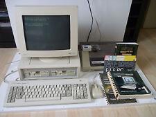 Ordinateur Amstrad PC 1512 - Imprimante DMP 3000 / Complet avec System Discs