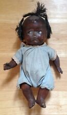 Vintage Antique Early Black Americana African American Doll