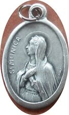 Saint St. Monica Medal + Mother of St. Augustine, Power of Steadfast Faith NS