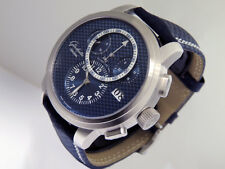 Glashutte Original  PanoMaticChrono XL Platinum 95-01-05-15-04 LTD $72,000 LNIB