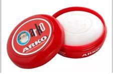 Arko Mens Shaving Soap in Case Bowl Classic Wet Shave Best Lather Moisture 90g