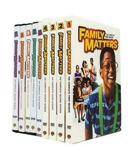Family Matters - Seasons 1-9  (27 DVD Set) -  The Complete Series - BRAND NEW -