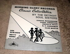Dee Edwards/Betty Bibb LP Classic Collectables By The Detroit Soul Sisters SEALE