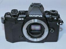 Olympus Omd Em5 II nero.