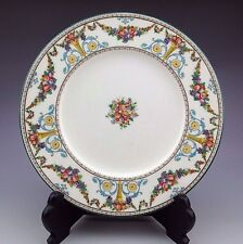 Vintage Wedgwood England W996 Ventnor Hand painted  Dinner Plate