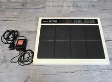 Roland spd-8 total Percussion Pad Module E-DRUM Percussions incl. bloc d'Alimentation