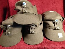 ONE , size 56 , VINTAGE FINLAND FINNISH ARMY MILITARY HAT CAP with COCKADE