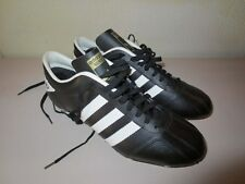 VINTAGE Chaussure foot ADIDAS MENDOZA boots années 70 France 6,5 39,5 *NEUF*
