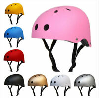 Adult Kids Crash Skateboard Helmet For Skate BMX Scooter Stunt Bike Cycling