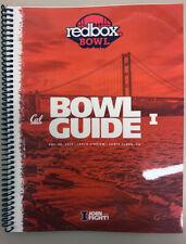2019 Red Box Bowl Illinois Fighting Illini Media Guide