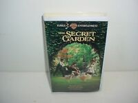 The Secret Garden VHS Video Tape Movie
