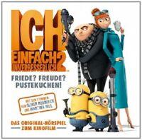 ICH-EINFACH UNVERBESSERLICH (ORIGINAL-HÖRSPIEL ZUM KINOFILM)  2 CD  NEU