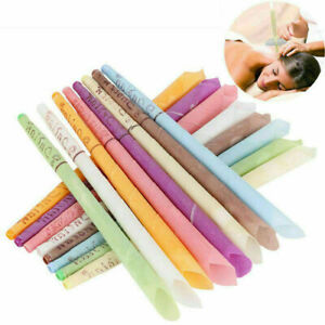Ear cleaning  wax remover candle natural removal coning removal candling