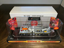 Code 3 Collectibles Chief's Edition #8 Aerialscope Tower Ladder Truck 1/64