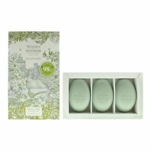 Woods Of Windsor Lily Of The Valley Soap 3 X 60g Women