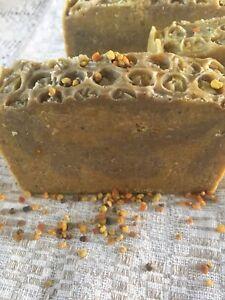 Bee Pollen Soap / Handmade