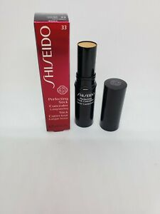 New in Box Shiseido Perfecting Stick Concealer  Natural 33, 5g/0.17oz.