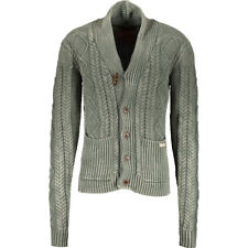 PEARLY KING Intuition Olive Cotton Cardigan BNWT