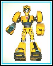 Transformers Animated: Electronic / Talking _ Bumblebee _ Power Bot
