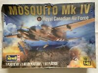 1/48 Revell Mosquito Mark IV Royal Canadian Air Force SEALED