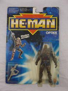 Optikk He-Man New Adventures Masters Of The Universe Vintage Action Figure MOC