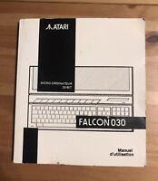 Atari Falcon030 User Manual - French Language / Francais (Original)