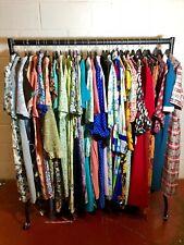 Job lot Wholesale Bundle Vintage Used Dresses 40 pcs Grade A