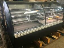 """Federal Industries 77"""" Two Section Refrigerated / Dry Bakery Case"""