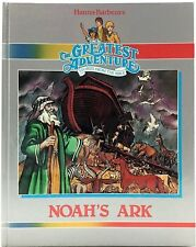 Hanna Barbera's The Greatest Adventure Stories from the Bible: Noah's Ark Book