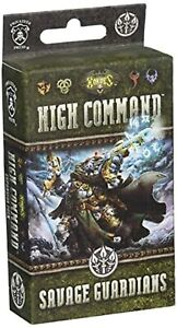 Privateer Press Hordes High Command Savage Guardian Model Kit TCG Brand New