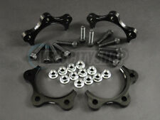 Blox Racing Half Shaft Spacers S2000 Black