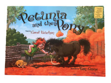 New listing Children's Book Petunia and the Pony - Carol Heuchan