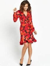 Polyester Any Occasion Plus Size Dresses for Women