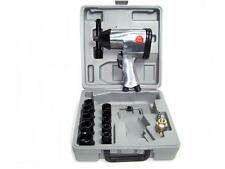 "16 PCS 1/2"" DRIVE AIR IMPACT WRENCH WITH  SOCKETS  AIR TOOL SET"