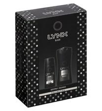 Lynx Black Trio Men's Body Wash with Body Spray and Anti-Perspirant