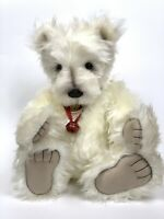 Charlie Bears CB131380 Baxter the Westie Dog Tagged (Retired)