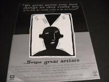 ECONOLINE CRUSH King Cobb Steelie RON HYNES Tom Cochrane others 1995 PROMO AD