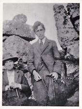 Margaret Llewelyn Davies Leonard Woolf 1916 Tirage argentique postérieur 1960