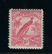 New Guinea Scott # 29 VF OG NH Papua British Colony 1931