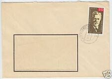 Bedarfspost, Mi.-Nr. DDR 1089 EF, Fa.  VEB Puppenwerkstätten, o Bad Kösen, 1965