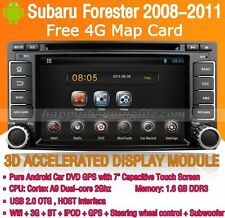 Android Multimedia Player for Subaru Forester 2008-2011 DVD GPS Navigaiton Radio