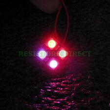 LED Pixel Square 4 x WS2812B 5050 RGB Integrated Drivers Arduino 4 Bit Y41