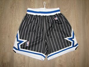 NBA ORLANDO MAGIC 90s CHAMPION SHORTS Basketball SIZE M