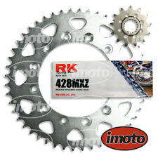 SUZUKI DS80 JR80 DS JR RK ULTRA HEAVY DUTY RACE CHAIN AND JT SPROCKET 12/34